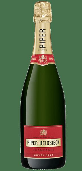 Piper-Heidsieck Cuvee Brut wine bottle