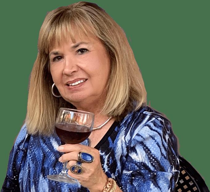 Photo of Ellen of Ellens Wine Room